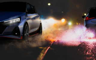 Hyundai a publicat primele teasere cu viitorul i20 N: Hot Hatch-ul de clasă mică va avea 204 CP și cutie manuală cu șase trepte