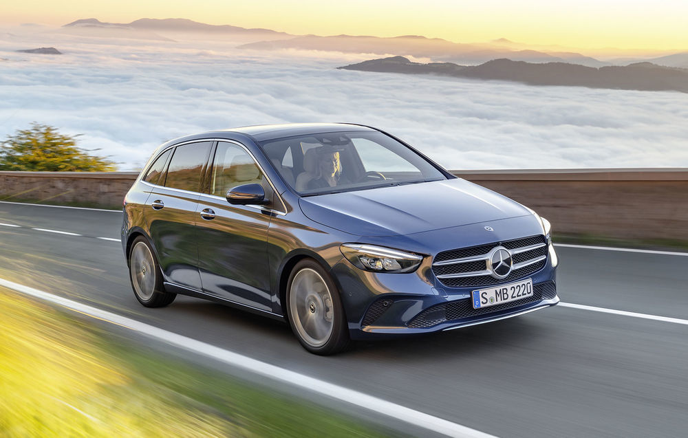 Noua strategie Mercedes: Clasa A și Clasa B ar putea fi eliminate din gamă - Poza 1