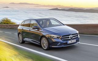 Noua strategie Mercedes: Clasa A și Clasa B ar putea fi eliminate din gamă