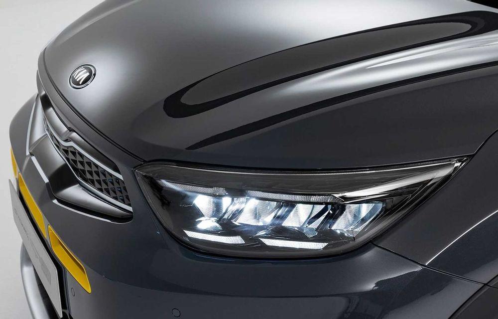 Kia introduce versiunea GT Line și pentru Stonic facelift: accesorii speciale de exterior și noutăți la interior - Poza 3