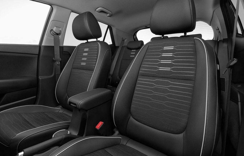 Kia introduce versiunea GT Line și pentru Stonic facelift: accesorii speciale de exterior și noutăți la interior - Poza 12
