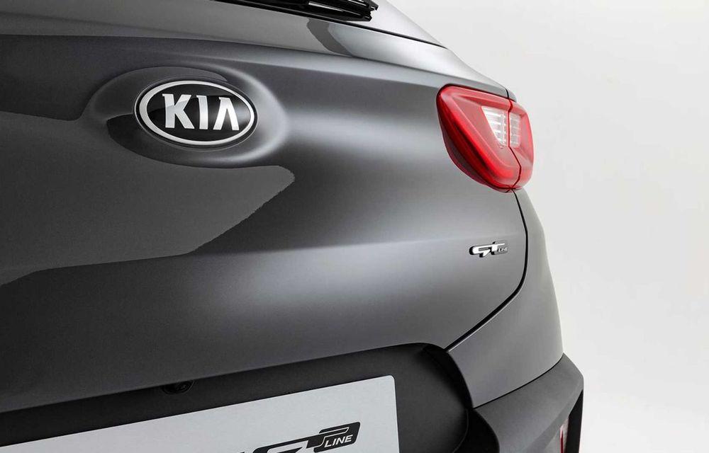 Kia introduce versiunea GT Line și pentru Stonic facelift: accesorii speciale de exterior și noutăți la interior - Poza 6