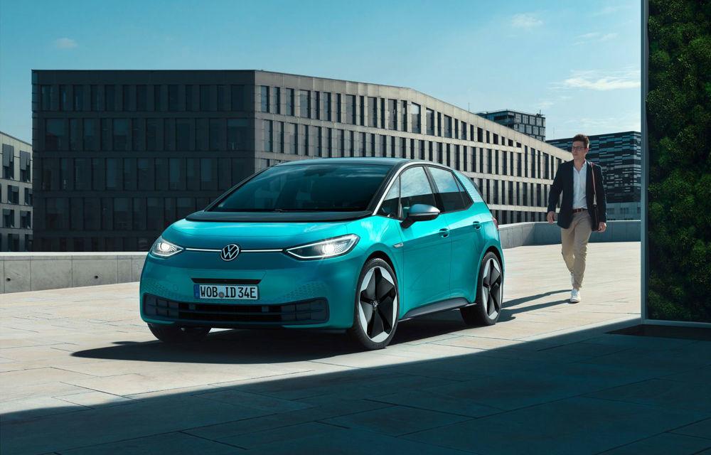 """Grupul Volkswagen anticipează o cotă de piață record pentru mașini electrice în Norvegia în 2021: """"Putem ajunge la 90% din vânzări"""" - Poza 1"""