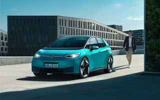 """Grupul Volkswagen anticipează o cotă de piață record pentru mașini electrice în Norvegia în 2021: """"Putem ajunge la 90% din vânzări"""""""