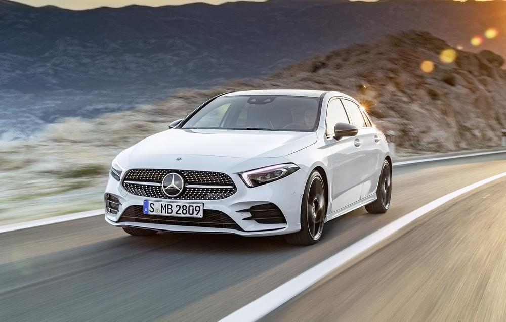 Mercedes-Benz va elimina treptat cutiile de viteze manuale și va reduce cu 70% gama de motoare cu combustie internă - Poza 1