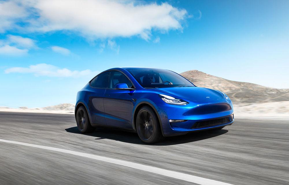 """Elon Musk: """"Vom folosi un nou tip de baterii pentru producția modelelor Tesla de la Berlin"""" - Poza 1"""