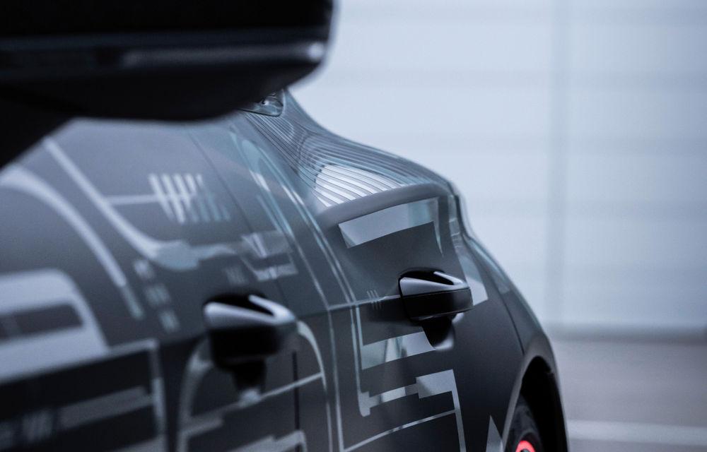 Audi publică teasere cu versiunea de serie a lui e-tron GT: sportiva electrică va avea autonomie de 400 de kilometri - Poza 65