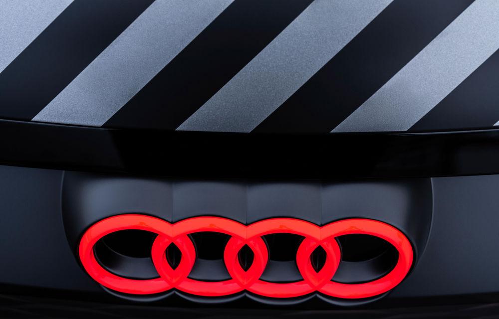 Audi publică teasere cu versiunea de serie a lui e-tron GT: sportiva electrică va avea autonomie de 400 de kilometri - Poza 81