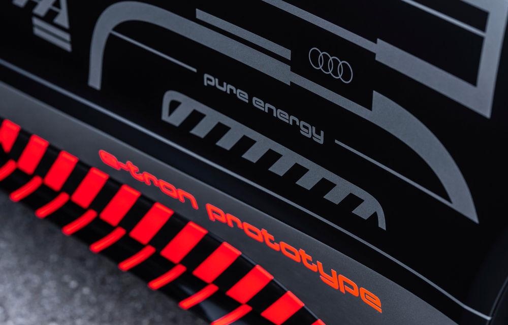 Audi publică teasere cu versiunea de serie a lui e-tron GT: sportiva electrică va avea autonomie de 400 de kilometri - Poza 59
