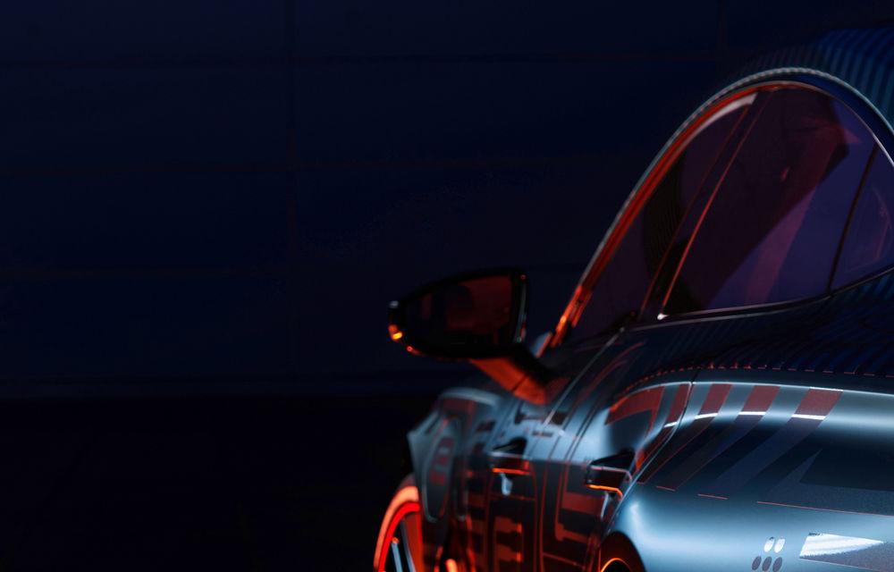 Audi publică teasere cu versiunea de serie a lui e-tron GT: sportiva electrică va avea autonomie de 400 de kilometri - Poza 43