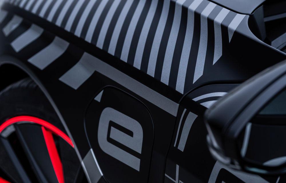 Audi publică teasere cu versiunea de serie a lui e-tron GT: sportiva electrică va avea autonomie de 400 de kilometri - Poza 64