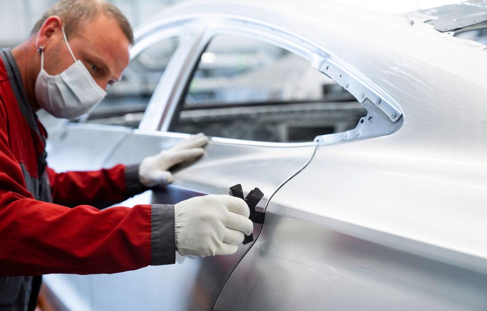 Audi publică teasere cu versiunea de serie a lui e-tron GT: sportiva electrică va avea autonomie de 400 de kilometri - Poza 89