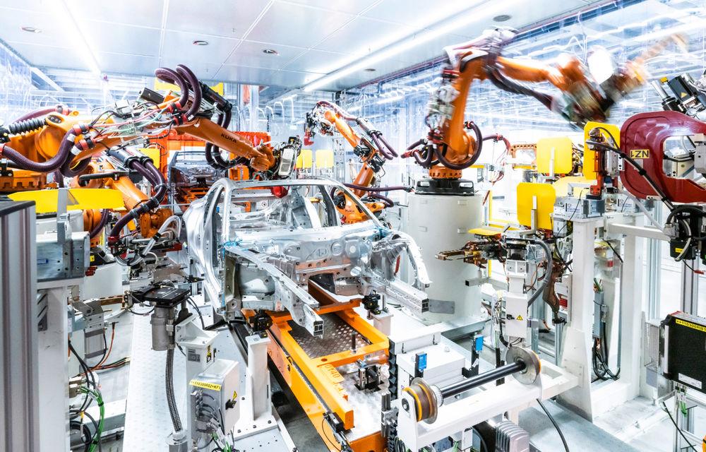 Audi publică teasere cu versiunea de serie a lui e-tron GT: sportiva electrică va avea autonomie de 400 de kilometri - Poza 85