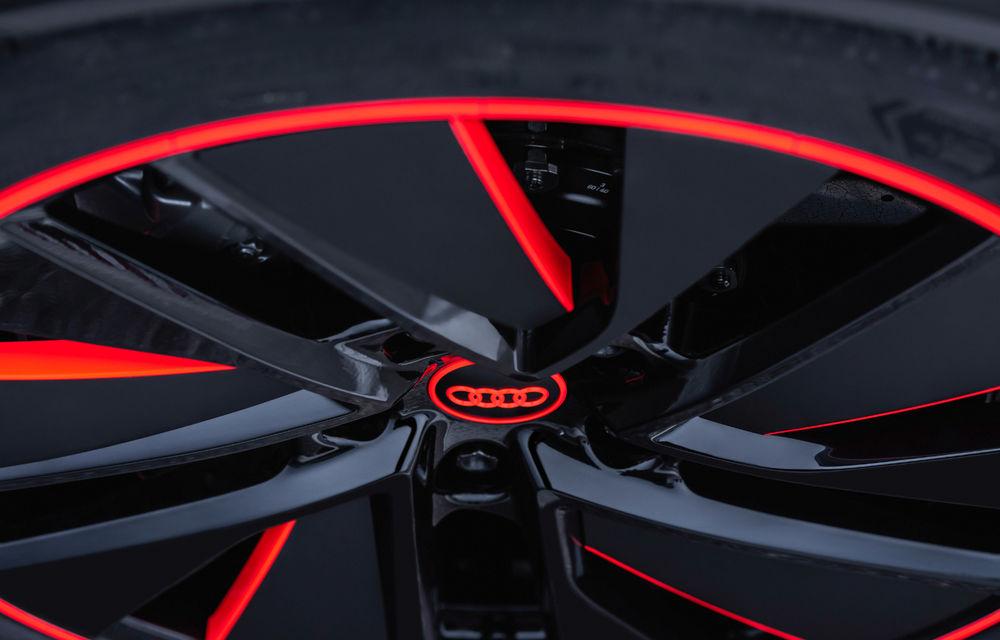 Audi publică teasere cu versiunea de serie a lui e-tron GT: sportiva electrică va avea autonomie de 400 de kilometri - Poza 54
