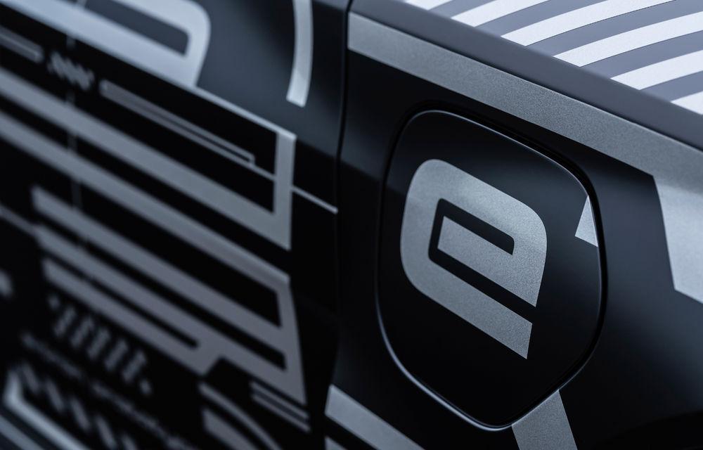 Audi publică teasere cu versiunea de serie a lui e-tron GT: sportiva electrică va avea autonomie de 400 de kilometri - Poza 82