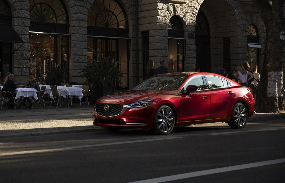 Mazda 6 va rămâne fără motorul diesel de 184 de cai putere: unitatea, eliminată din gamă în 2021 din cauza normelor de emisii - Poza 1