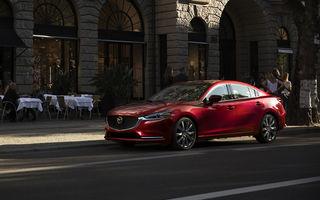 Mazda 6 va rămâne fără motorul diesel de 184 de cai putere: unitatea, eliminată din gamă în 2021 din cauza normelor de emisii