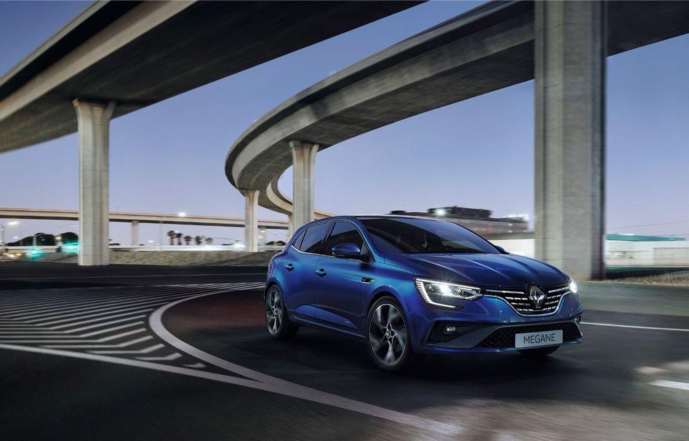 Prețuri Renault Megane facelift în România: modelul de clasă compactă pornește de la 16.300 de euro - Poza 6
