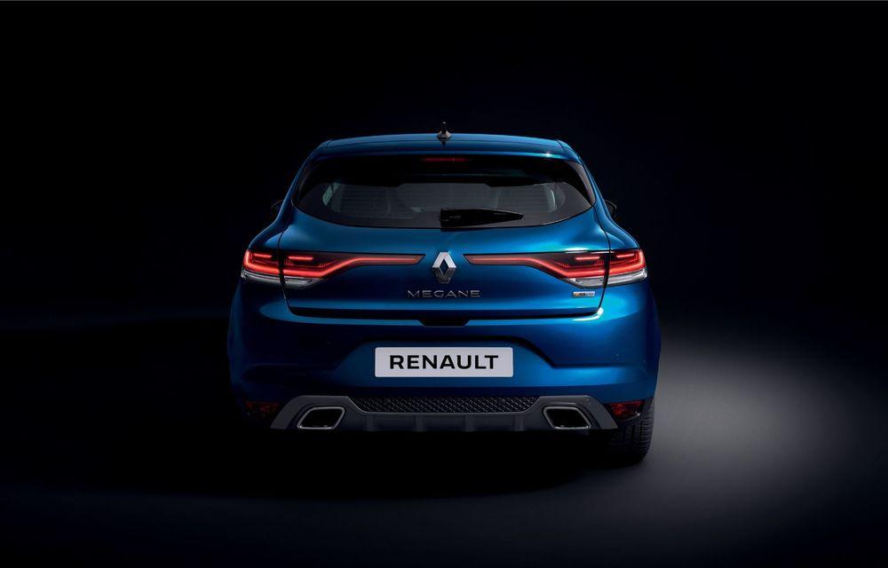 Prețuri Renault Megane facelift în România: modelul de clasă compactă pornește de la 16.300 de euro - Poza 5