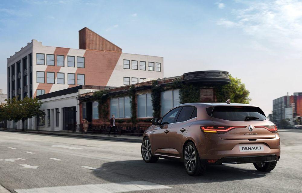 Prețuri Renault Megane facelift în România: modelul de clasă compactă pornește de la 16.300 de euro - Poza 3