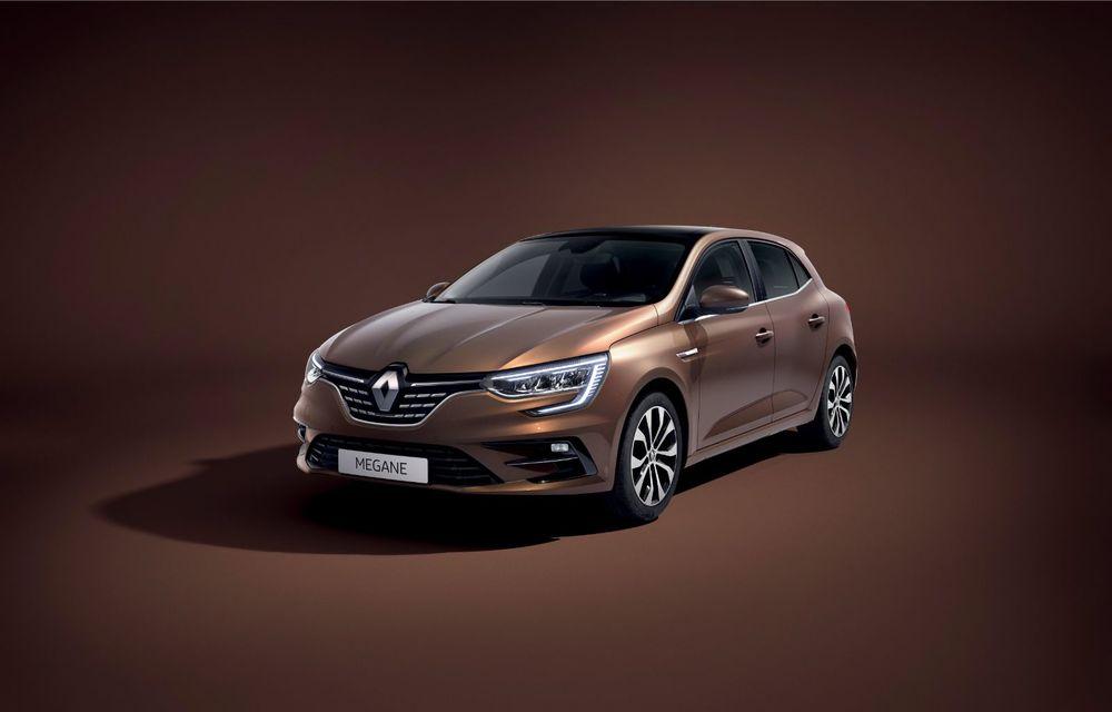 Prețuri Renault Megane facelift în România: modelul de clasă compactă pornește de la 16.300 de euro - Poza 2