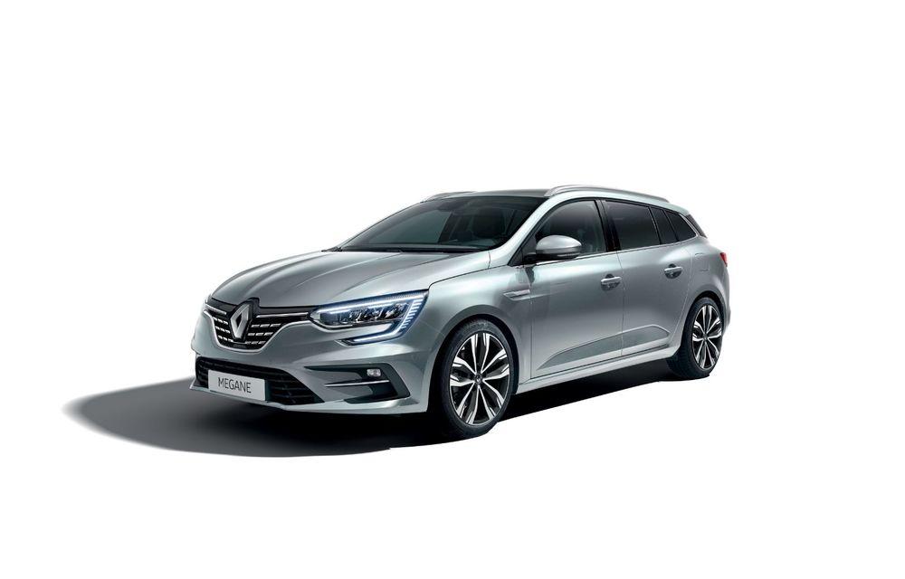 Prețuri Renault Megane facelift în România: modelul de clasă compactă pornește de la 16.300 de euro - Poza 8