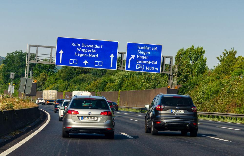 Germania renunță la ideea unei taxe pentru circulația pe autostrăzi în toate statele Uniunii Europene - Poza 1