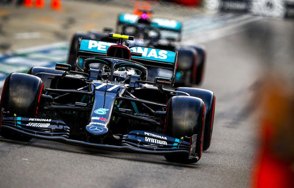 Bottas, pole position la Nurburgring în fața lui Hamilton! Verstappen pe locul 3, Vettel va pleca doar de pe 11 - Poza 1