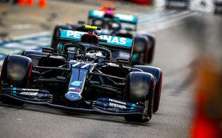 Bottas, pole position la Nurburgring în fața lui Hamilton! Verstappen pe locul 3, Vettel va pleca doar de pe 11