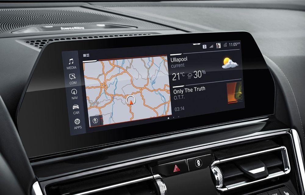 Mașinile din Romanian Roads Luxury Edition: BMW Seria 8 Cabriolet, vârful de gamă al nemților este reperul segmentului decapotabilelor de lux - Poza 8