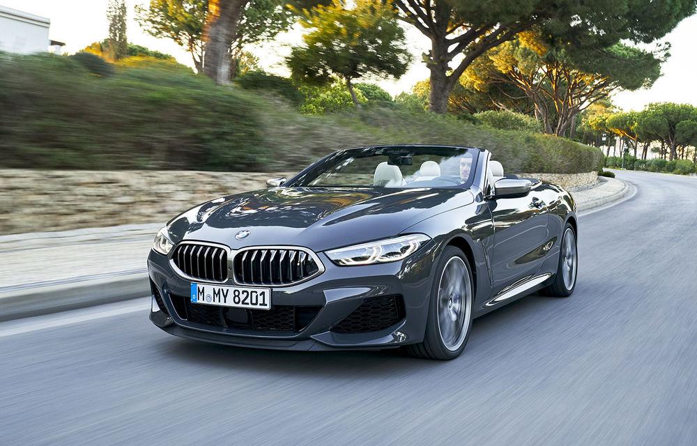 Mașinile din Romanian Roads Luxury Edition: BMW Seria 8 Cabriolet, vârful de gamă al nemților este reperul segmentului decapotabilelor de lux - Poza 1