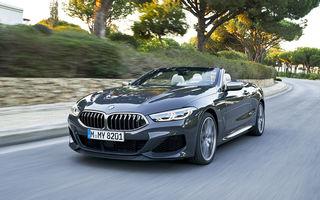 Mașinile din Romanian Roads Luxury Edition: BMW Seria 8 Cabriolet, vârful de gamă al nemților este reperul segmentului decapotabilelor de lux