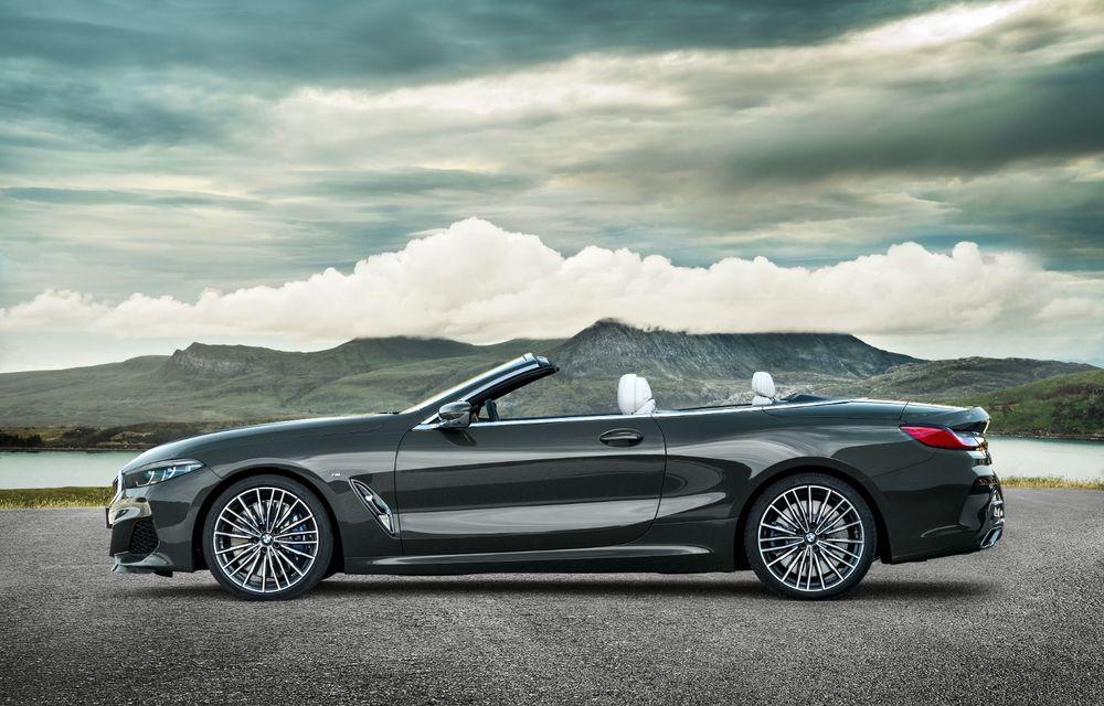 Mașinile din Romanian Roads Luxury Edition: BMW Seria 8 Cabriolet, vârful de gamă al nemților este reperul segmentului decapotabilelor de lux - Poza 2