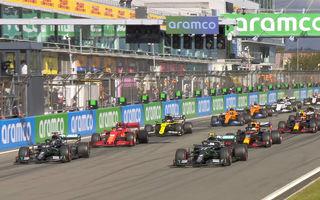 Hamilton a câștigat cursa de la Nurburgring și a egalat recordul de victorii deținut de Schumacher! Podium pentru Verstappen și Ricciardo
