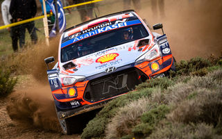 Campionatul Mondial de Raliuri: Dani Sordo a câștigat Raliul Sardiniei, iar Hyundai urcă pe prima poziție în clasamentul constructorilor