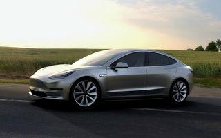 Tesla pregătește o actualizare pentru Model 3: jante noi și consolă centrală modificată, printre noutăți