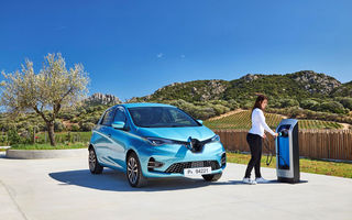 Studiu: Cota de piață a mașinilor electrice va ajunge la 15% în Europa în 2021, dar se va plafona la 20% în 2025