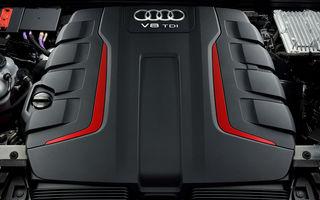 Motoarele cu ardere internă încă au un viitor în gama Audi: propulsoarele diesel și cele pe benzină vor rămâne în ofertă, chiar dacă vom vedea o creștere spectaculoasă în segmentul electricelor