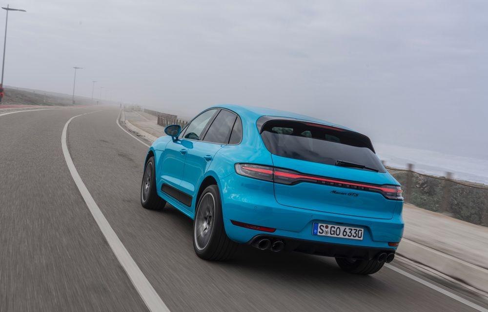 Mașinile din Romanian Roads Luxury Edition: Porsche Macan GTS, un SUV care capturează spiritul modelului 911 - Poza 2