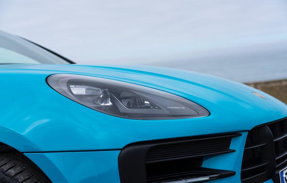 Mașinile din Romanian Roads Luxury Edition: Porsche Macan GTS, un SUV care capturează spiritul modelului 911 - Poza 7