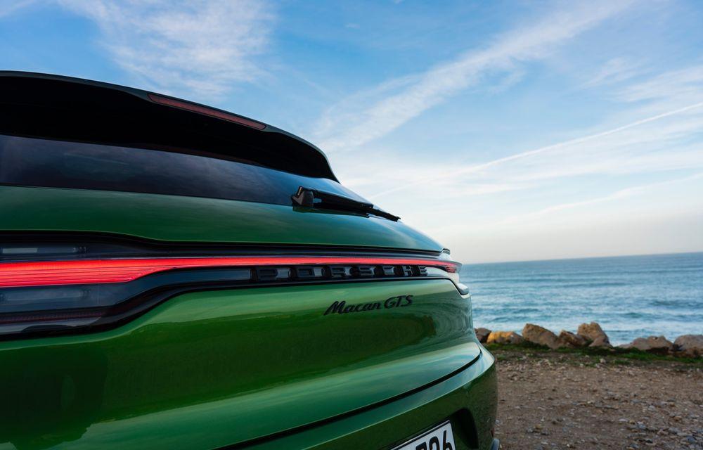 Mașinile din Romanian Roads Luxury Edition: Porsche Macan GTS, un SUV care capturează spiritul modelului 911 - Poza 14