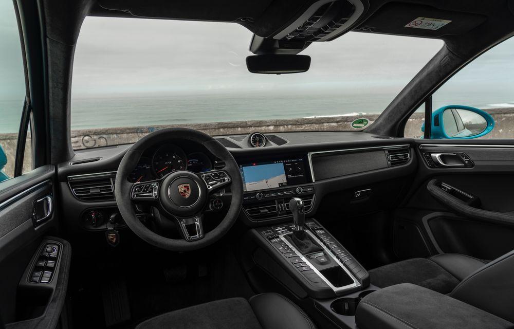 Mașinile din Romanian Roads Luxury Edition: Porsche Macan GTS, un SUV care capturează spiritul modelului 911 - Poza 11