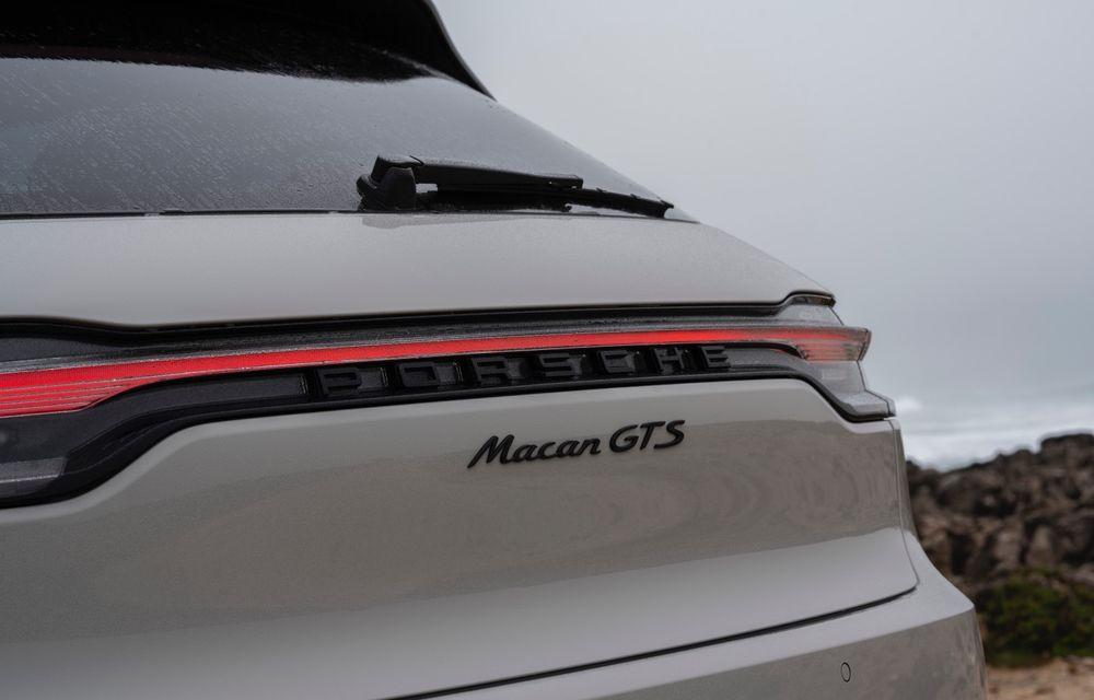 Mașinile din Romanian Roads Luxury Edition: Porsche Macan GTS, un SUV care capturează spiritul modelului 911 - Poza 12