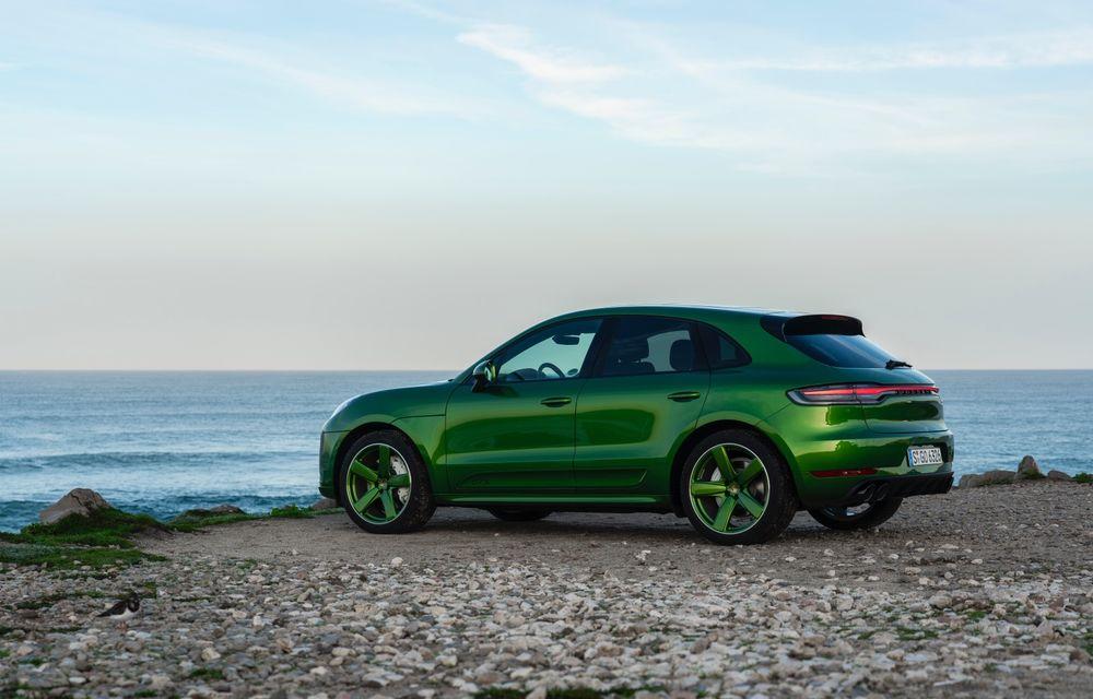Mașinile din Romanian Roads Luxury Edition: Porsche Macan GTS, un SUV care capturează spiritul modelului 911 - Poza 17