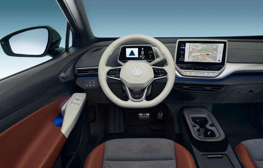 Prețuri Volkswagen ID.4 1st în România: start de la aproape 45.500 de euro pentru SUV-ul electric - Poza 3