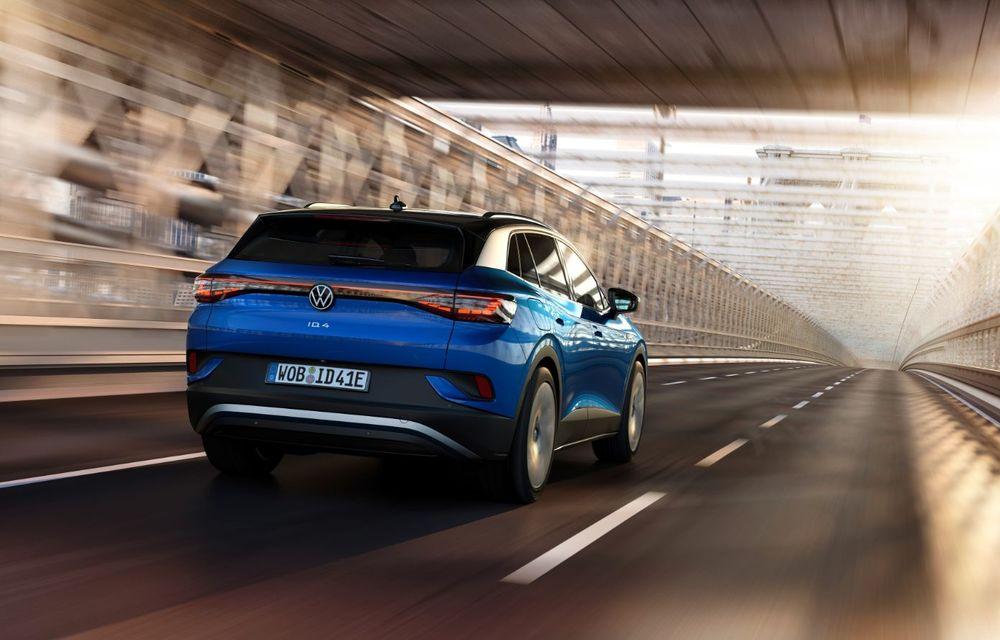 Prețuri Volkswagen ID.4 1st în România: start de la aproape 45.500 de euro pentru SUV-ul electric - Poza 2