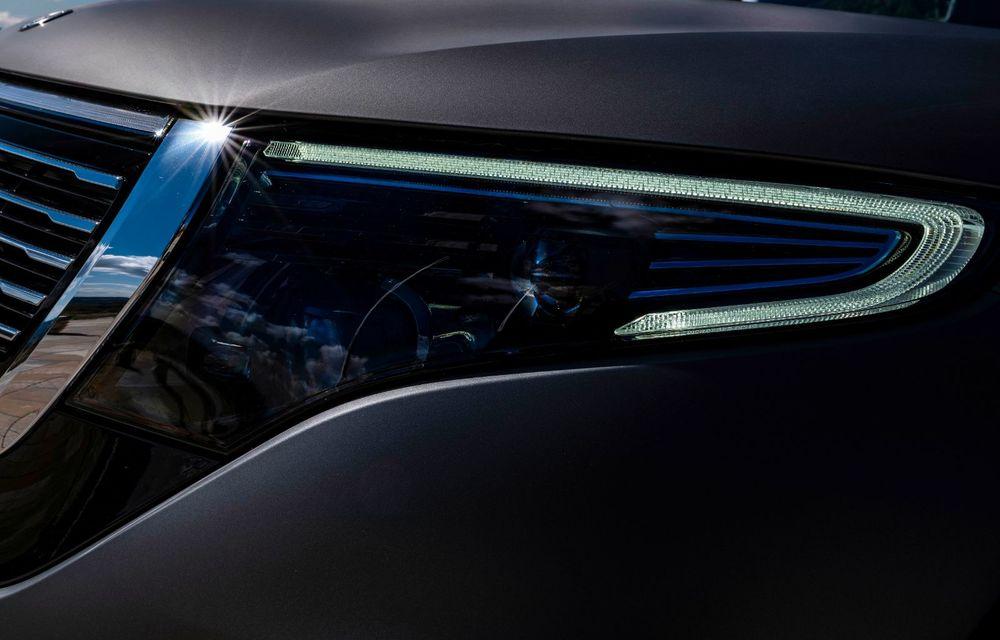 Mercedes-Benz prezintă proiectul EQC 4x4²: SUV-ul electric a fost transformat într-un vehicul de off-road - Poza 28