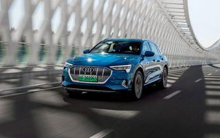 Audi va începe din 2024 producția de modele electrice pe platforma PPE în China: nou parteneriat cu FAW