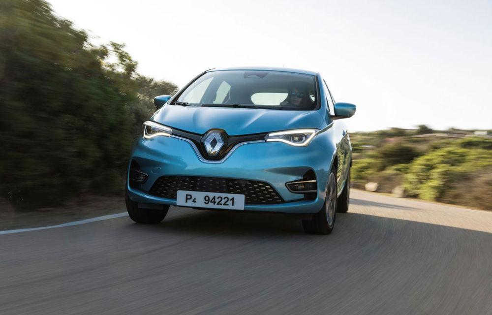 """Renault respectă deja normele de emisii care vor intra în vigoare în 2021: francezii vor să vândă """"credite de emisii"""" altor constructori - Poza 1"""