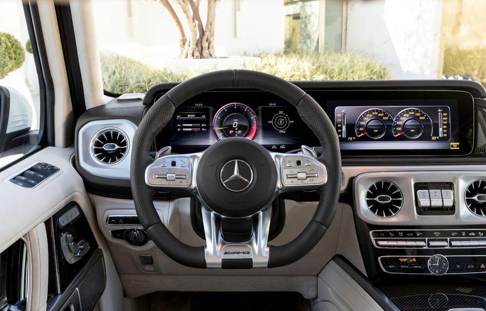Mașinile din Romanian Roads Luxury Edition: Mercedes-AMG G63, performanțe de model sport într-un pachet complet de off-road - Poza 27